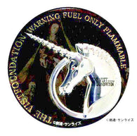 Mobile Suit Gundam UC Sculpture Metal Magnet 5 Vist Foundation Emblem (Metallic ver.)