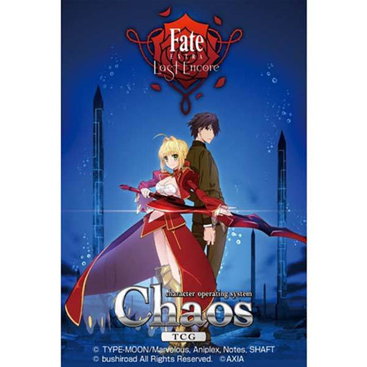 Chaos TCG Booster Pack Fate/EXTRA Last Encore
