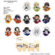 Bungou Stray Dogs DEAD APPLE Acrylic Badge Puni Chara (7)