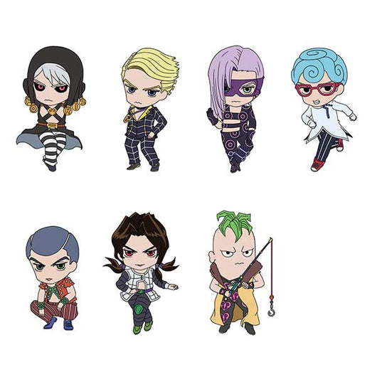 (PO) JoJo's Bizarre Adventure Golden Wind Rubber Strap Collection Vol. 2 (9)