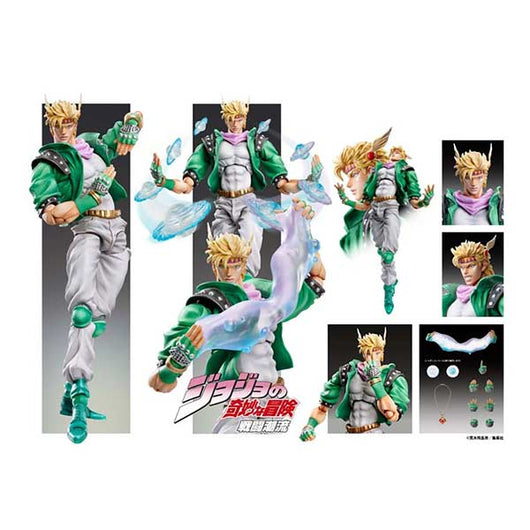 JoJo's Bizarre Adventure - Caesar Anthonio Zeppeli (Re-issue) (7)