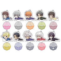 Fruits Basket Gororin Acrylic Key Chain Collection