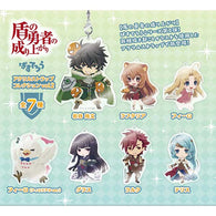 The Rising of the Shield Hero Pastel Style Acrylic Strap Collection Vol. 2 (6)