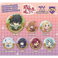 The Rising of the Shield Hero Pastel Style Can Badge Collection Vol. 2 (6)
