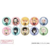 Demon Slayer: Kimetsu no Yaiba Fuwaponi Series Trading Can Badge Vol. 2