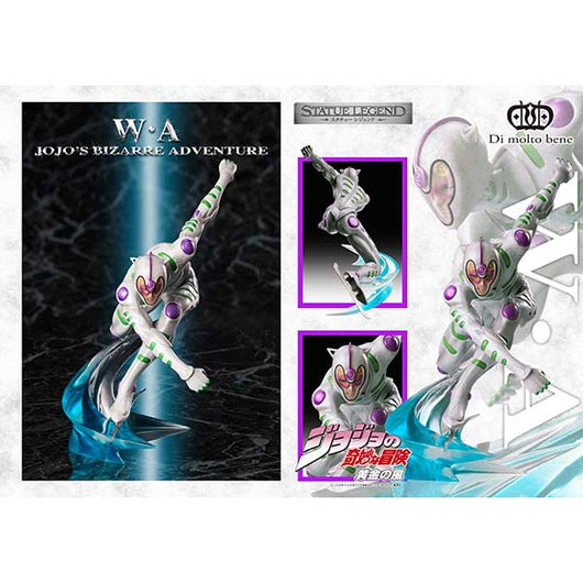 Statue Legend JoJo`s Bizarre Adventure Part V - White Album (Re-issue) (10)