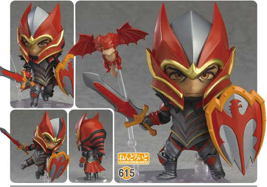Nendoroid 615 Dota 2 - Dragon Knight