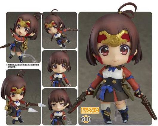 Nendoroid 660 Kabaneri of the Iron Fortress - Mumei