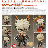 (PO) Nendoroid 705 My Hero Academia - Bakugo Katsuki Heroes Edition (Re-issue) (10)