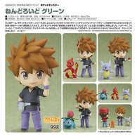 Nendoroid 998 Pokemon - Green (3)