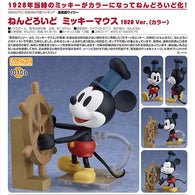 Nendoroid 1010A Steamboat Willie - Mickey Mouse 1928 Ver. Color