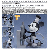 Nendoroid 1010A Steamboat Willie - Mickey Mouse 1928 Ver. Morochrome