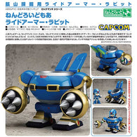 Nendoroid More Mega Man X - Ride Armor Rabbit (6)