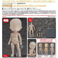 Nendoroid Doll Archetype Boy Cream