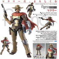 (PO) figma 438 Overwatch - McCree (2)