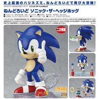 (PO) Nendoroid 214 Sonic the Hedgehog (Re-issue) (2)