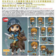 Nendoroid 733DX The Legend of Zelda: Breath of the Wild - Link DX Edition