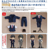 (PO) Nendoroid Doll Clothes Set Suit Navy (4)