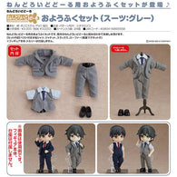 (PO) Nendoroid Doll Clothes Set Suit Gray (4)