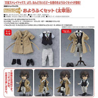 (PO) Nendoroid Doll Bungo Stray Dogs Clothes Set Dazai Osamu (6)