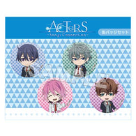 (PO) ACTORS Songs Connection Nendoroid Plus Can Badge Set First-year Student (1)
