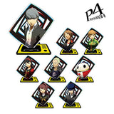 Persona 4 Trading Acrylic Stand
