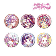 (PO) No Game No Life: Zero Trading Ani-Art Can Badge (Re-issue) (5)