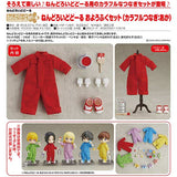 (PO) Nendoroid Doll Clothes Set Colorful Jumpsuit Red (7)
