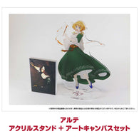 (PO) Arte Acrylic Stand + Art Canvas Set (7)
