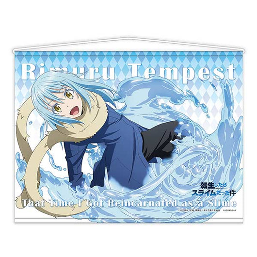 (PO) That Time I Got Reincarnated as a Slime B2 Tapestry (8)