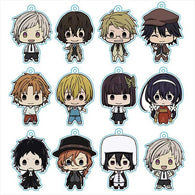 Bungo Stray Dogs Churu Chara Plus! Key Chain