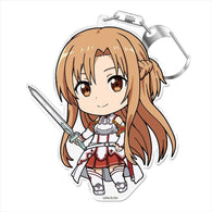 Sword Art Online Puni Colle! Key Chain with Stand - Asuna Aincrad