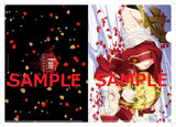 Fate/EXTRA Last Encore Clear File Set B
