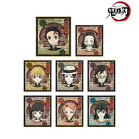 (PO) Demon Slayer: Kimetsu no Yaiba Trading Mini Shikishi Ver. A (8)