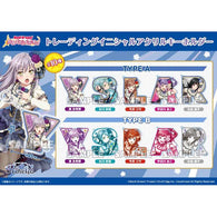 BanG Dream! Girls Band Party! Trading Initial Acrylic Key Chain - Roselia