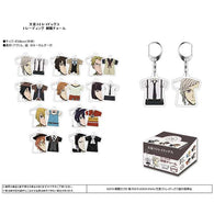 Bungou Stray Dogs Renketsu! Trading Uniform Charm (Re-issue) (5)