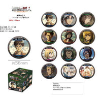 (PO) Attack on Titan Trading Can Badge (12)