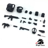(PO) DH-E001B 1/12 SCALE ACTION FIGURE EQUIPMENT SET B (GHOST) (6)