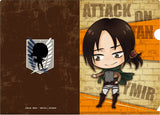 Attack on Titan Trading Clear File