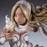 Hdge technical statue No.4 Gravity Rush - Kitten (White ver.)