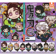 Demon Slayer: Kimetsu no Yaiba - Chara Bandage Rubber Mascot vol.3
