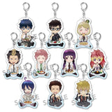 (PO) Pikuriru! Blue Exorcist: Kyoto Impure King Arc Trading Acrylic Key Chain (8)