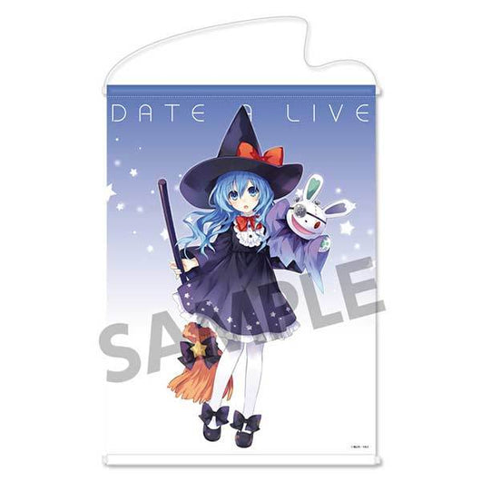 Date A Live Original Edition B2 Tapestry Yoshino Halloween Ver.