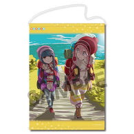 (PO) Yurucamp B2 Tapestry Original Edition Vol. 3 A (7)