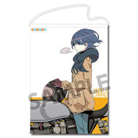 (PO) Yurucamp B2 Tapestry Original Edition Vol. 3 C (7)