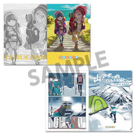 (PO) Yurucamp Clear File Set Original Edition Vol. 3 A (7)