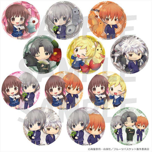 CharaToria Can Fruits Basket