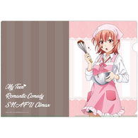 My Teen Romantic Comedy SNAFU Climax - Original Illustration Yui Apron A4 Clear File