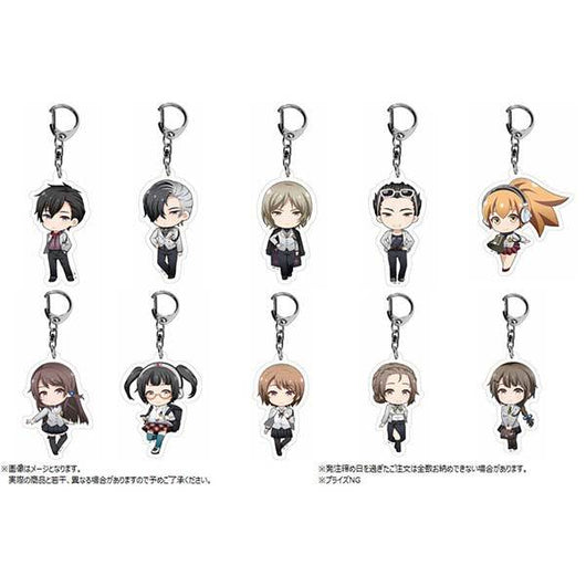 Caligula Acrylic Key Chain Collection Vol. 1