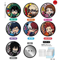 My Hero Academia TojiColle Can Badge Hero Omamori